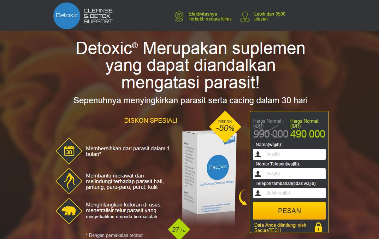 Detoxic beli
