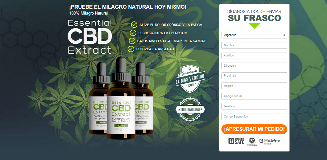 extracto esencial de cbd 1