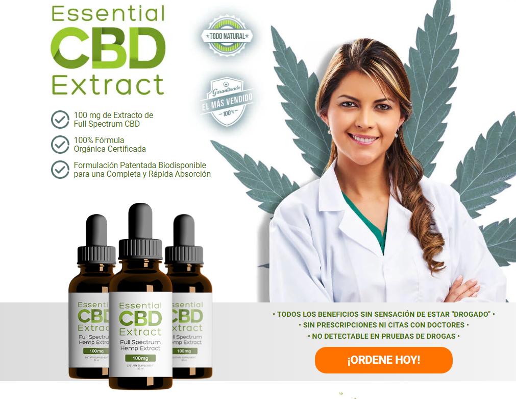 Essential CBD Extract 1