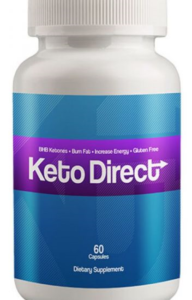 Keto Direct Bottle