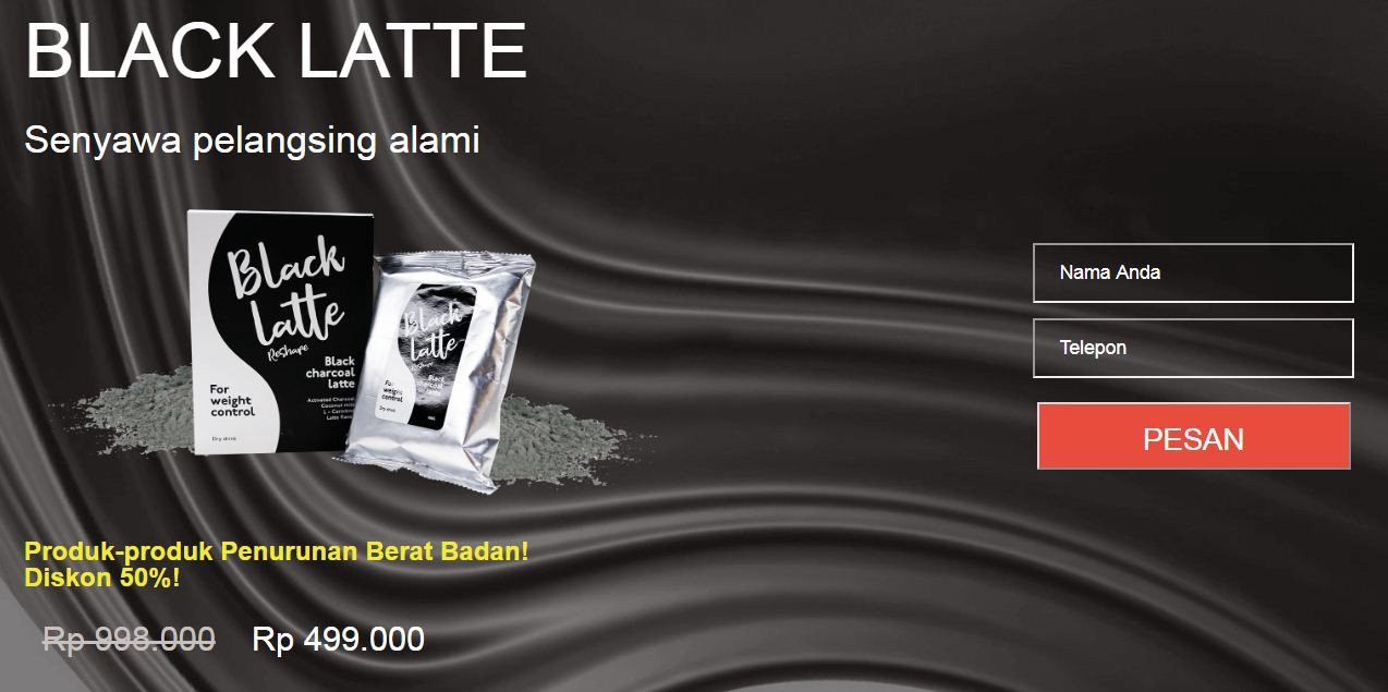 Black Latte 2
