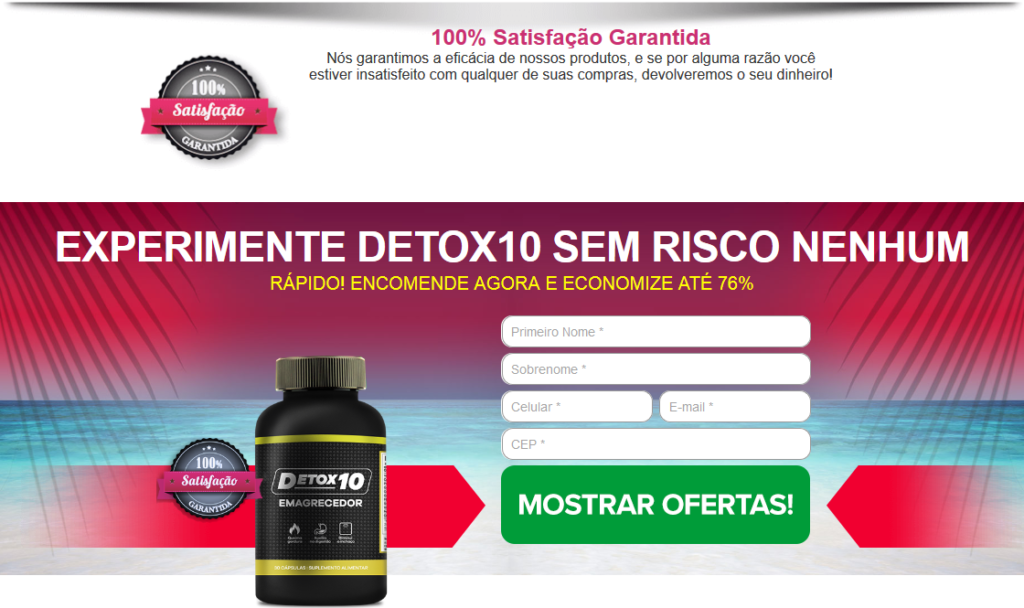 Detox 10