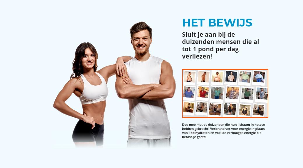 keto pro diet nl
