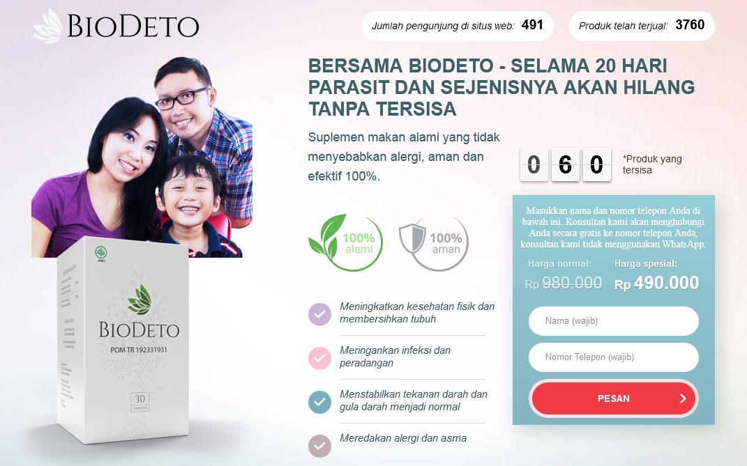 BioDeto Buy