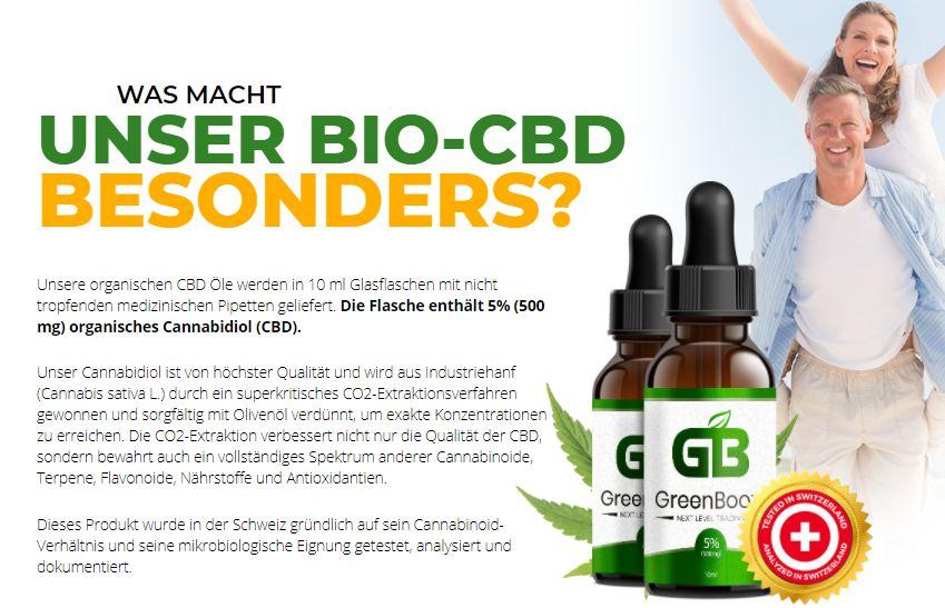 Greenboozt CBD 1