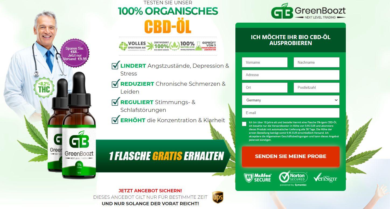 Greenboozt CBD 2