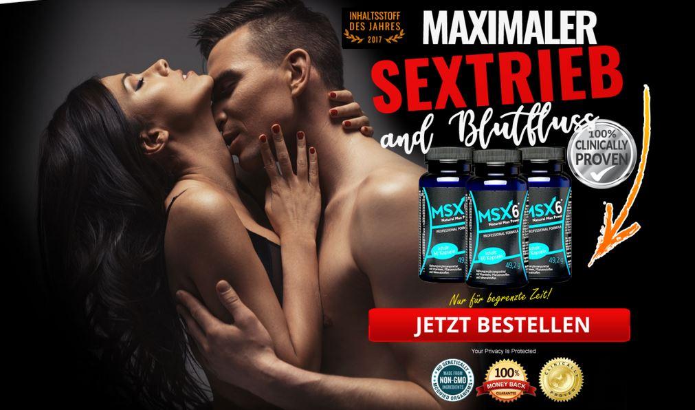 MSX6 Erfahrungen – Testosteron Pillen Bewertungen! Preis, Kaufen