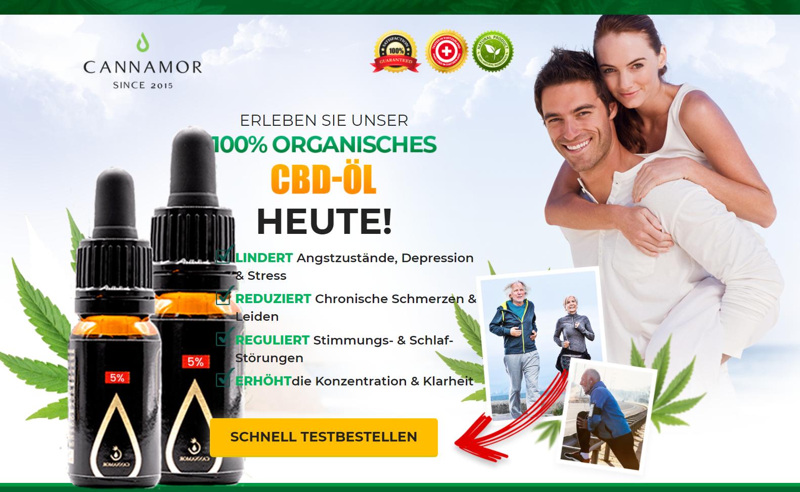 Cannamore Cbd Oil